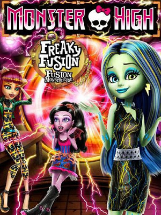 Monster High : Fusion monstrueuse : Affiche