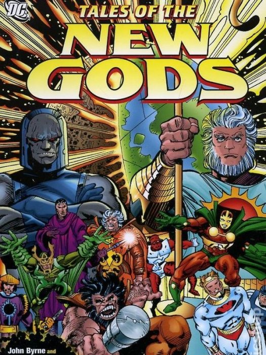 The New Gods : Affiche