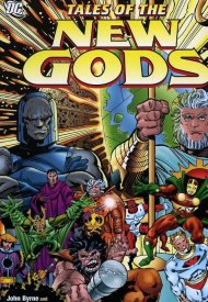 Affiche de The New Gods
