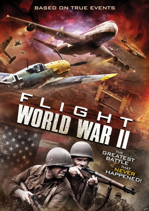 Flight World War II : Affiche