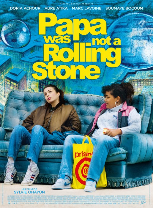 Papa Was Not a Rolling Stone : Affiche