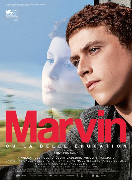 Marvin ou la belle éducation : Affiche