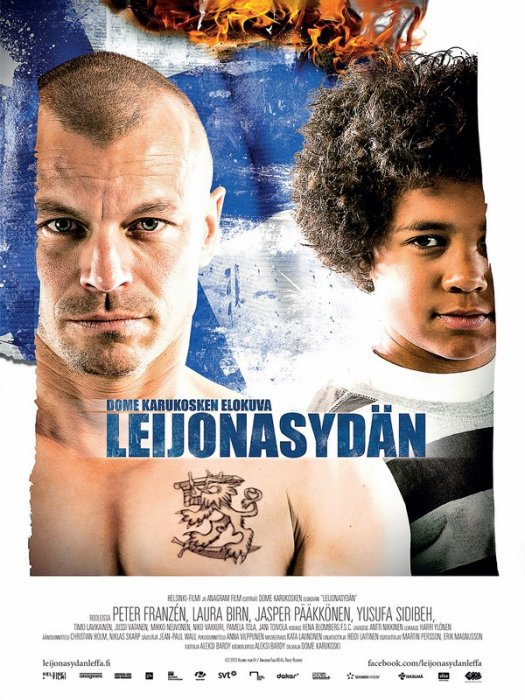 Heart of a Lion : Affiche