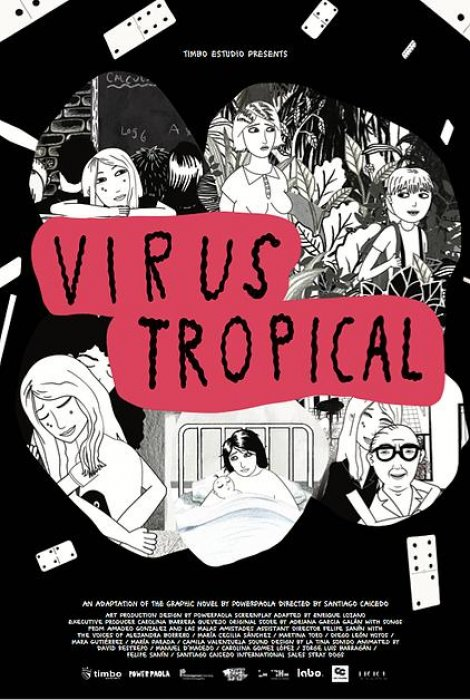 Virus Tropical : Affiche