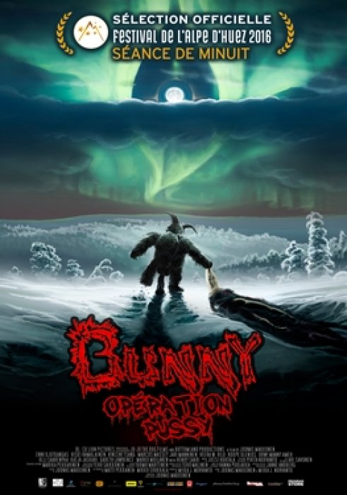 Bunny - Operation Pussy : Affiche