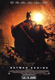 Affiche de Batman Begins