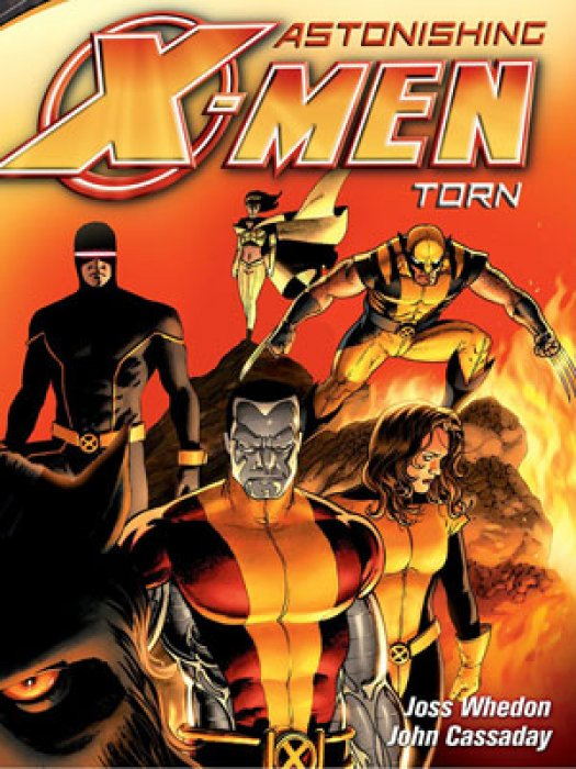 Astonishing X-Men: Torn : Affiche