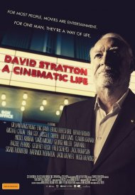 Affiche de David Stratton - A Cinematic Life