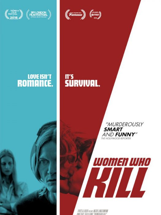 Women Who Kill : Affiche