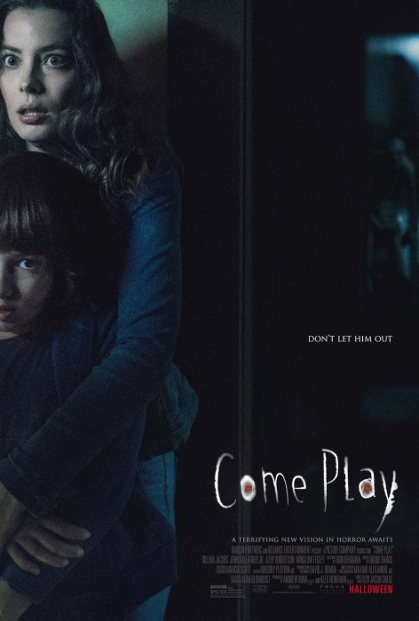 Come Play : Affiche