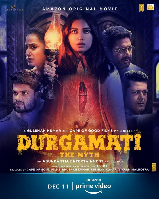 Durgamati - The Myth : Affiche