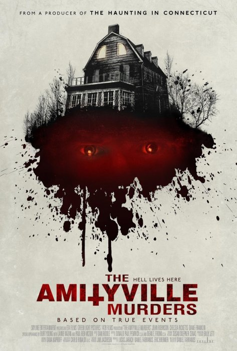 The Amityville Murders : Affiche