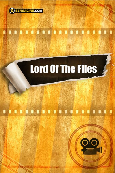 Lord of The Flies : Affiche