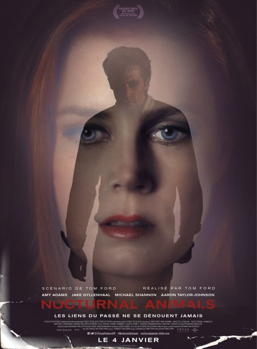 Nocturnal Animals : Affiche
