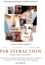 Affiche de Par effraction