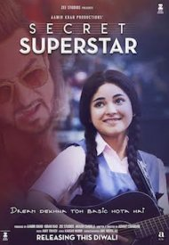 Affiche de Secret Superstar