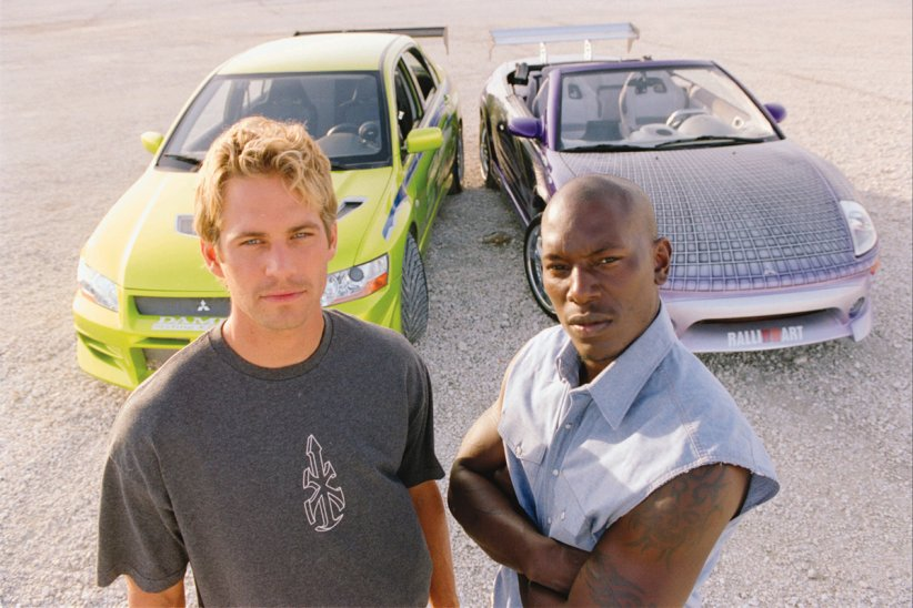 2 Fast 2 Furious : photo