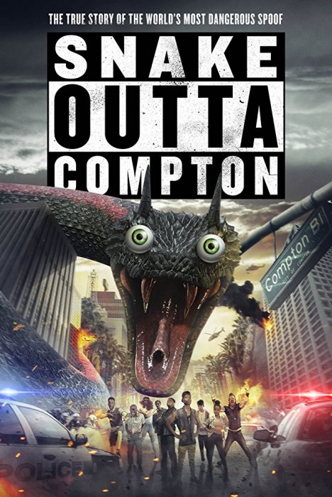 Snake Outta Compton : Affiche