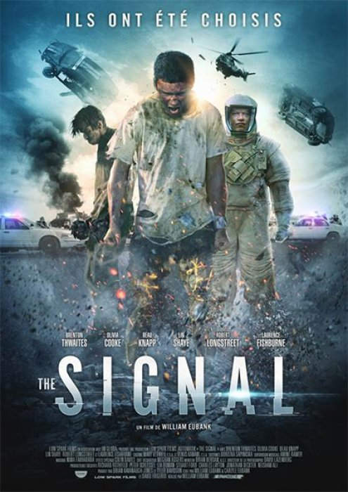 The Signal : Affiche