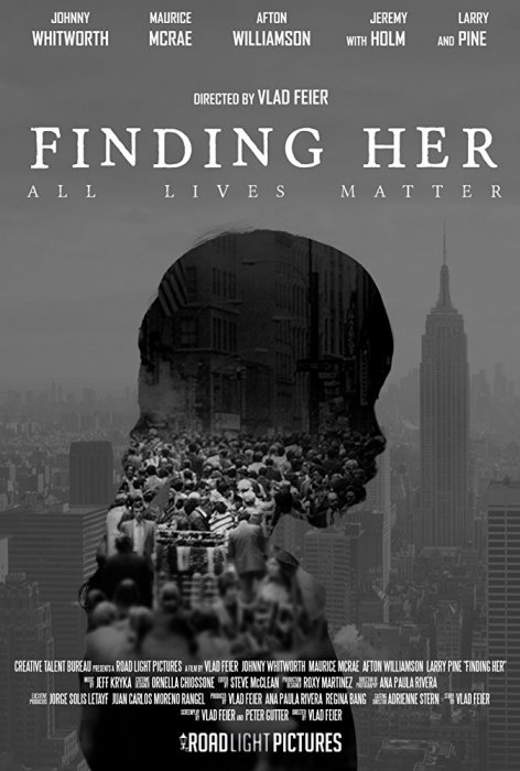 Finding Her : Affiche