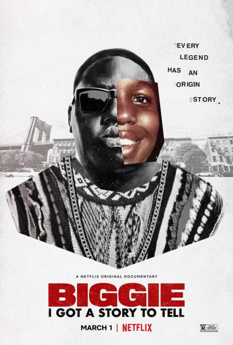 Biggie: I Got a Story to Tell : Affiche