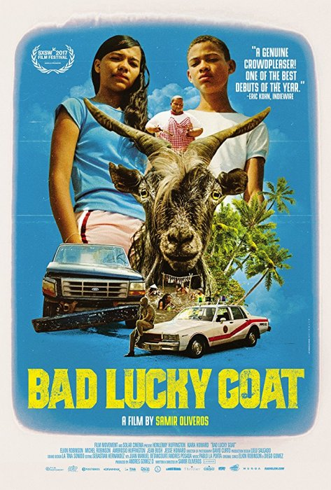 Bad Lucky Goat : Affiche