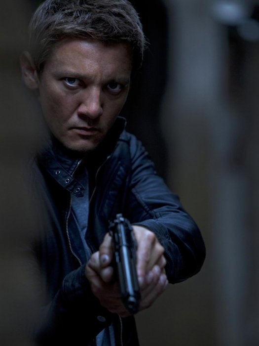 Untitled Bourne Sequel with Jeremy Renner (Bourne 6) : Affiche