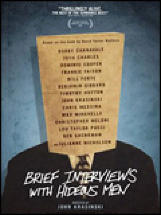 Brief Interviews With Hideous Men : Affiche