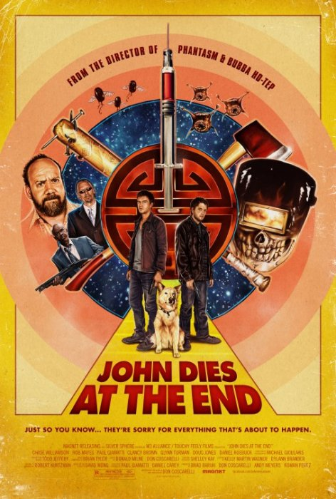John Dies at the End : Affiche