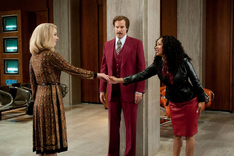 Légendes Vivantes : Photo Christina Applegate, Meagan Good, Will Ferrell