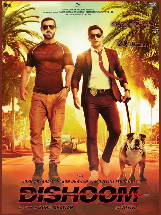 Dishoom : Affiche