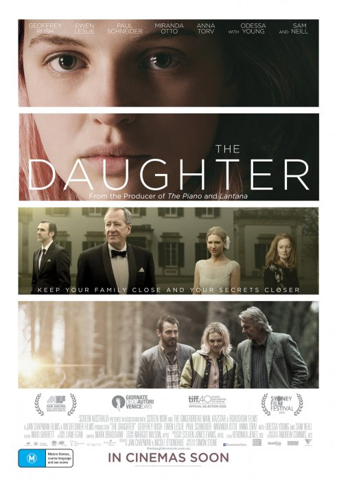 The Daughter : Affiche