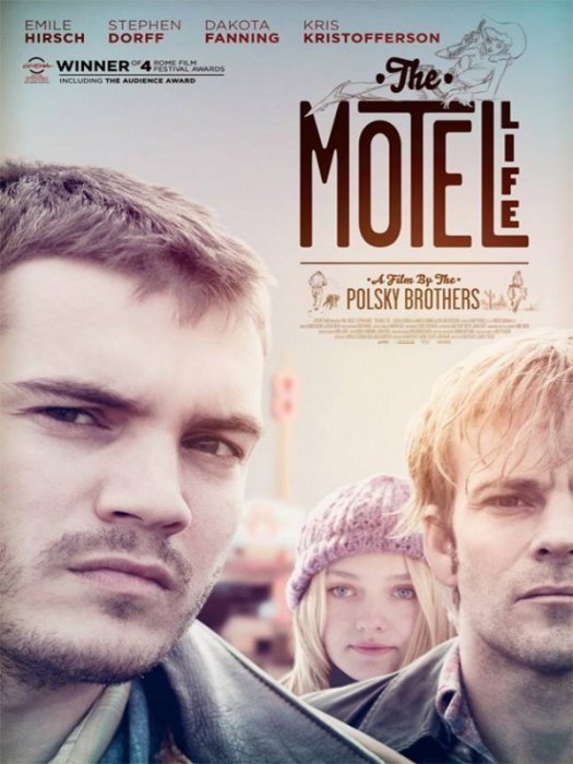 The Motel Life : Affiche