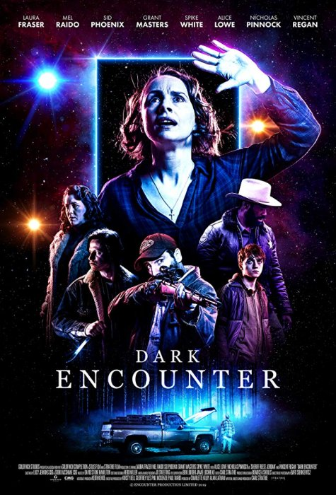 Dark Encounter : Affiche