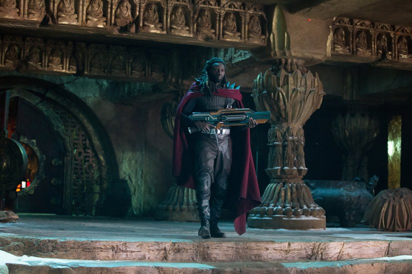 X-Men: Days of Future Past : Photo Omar Sy