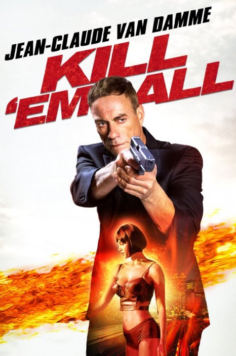 Kill 'Em All : Affiche