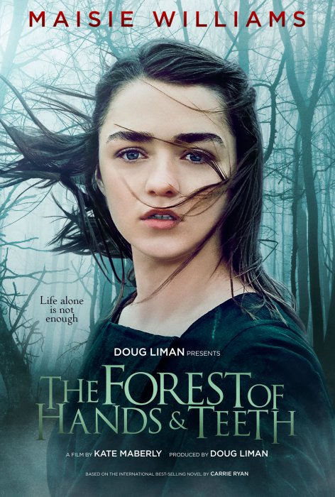 The Forest Of Hands And Teeth : Affiche