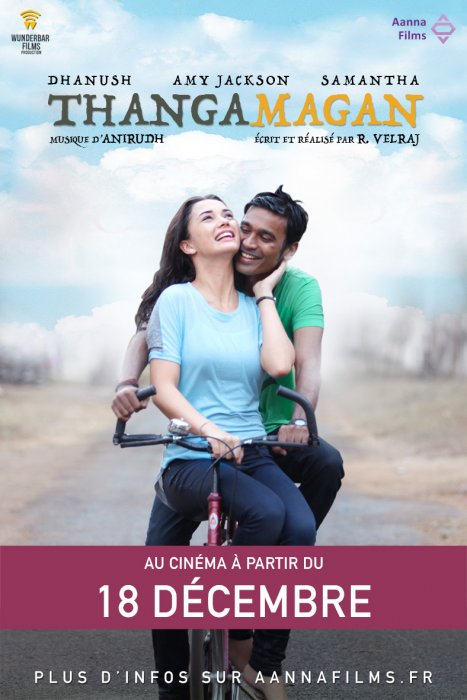 Thanga magan : Affiche