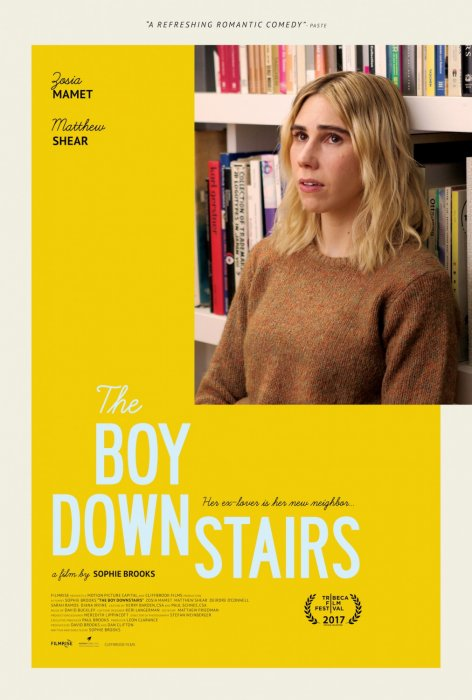 The Boy Downstairs : Affiche