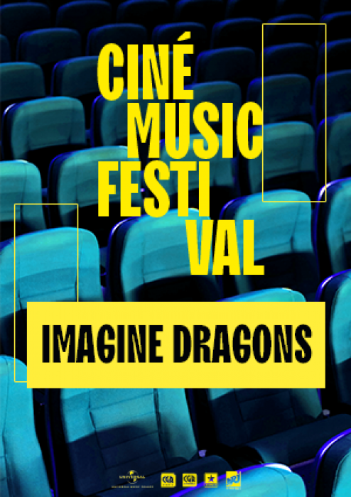 Ciné Music Festival : Imagine Dragons Smoke+Mirrors - 2016 : Affiche
