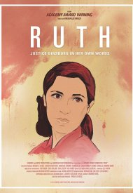 Affiche de Ruth - Justice Ginsburg in Her Own Words