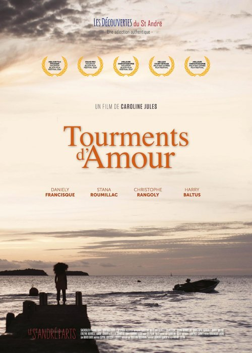 Tourments d'amour : Affiche