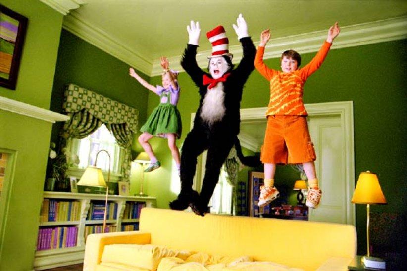 Voir toutes les photos du film Le Chat chapeauté et affiches ...