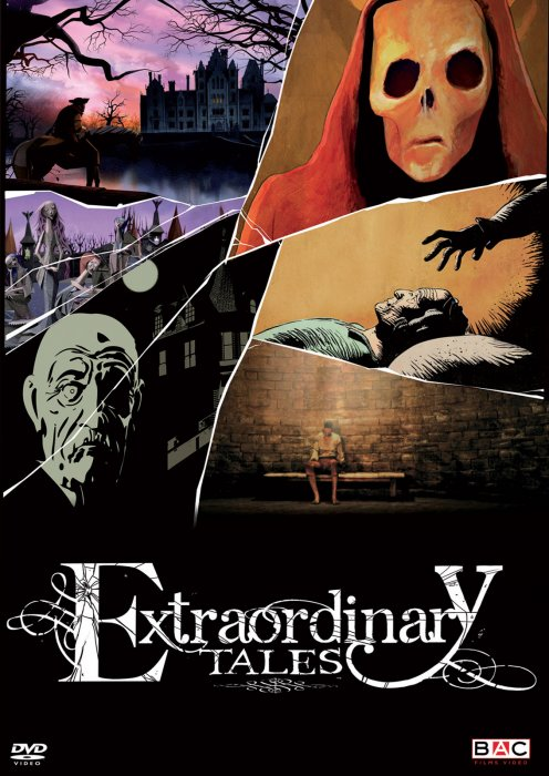 Extraordinary Tales : Affiche
