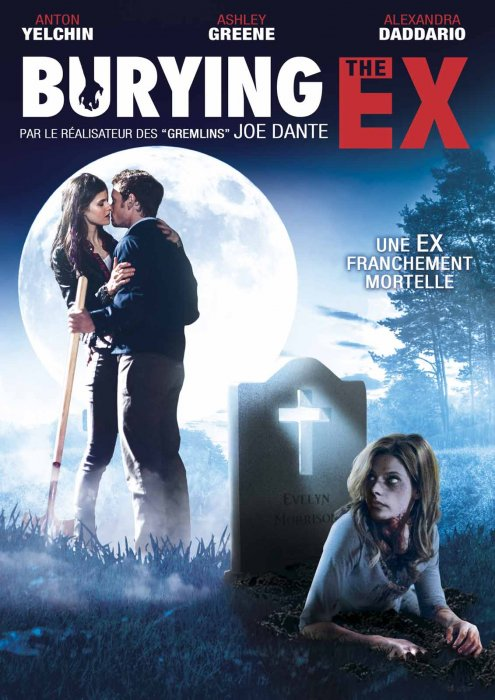 Burying the Ex : Affiche