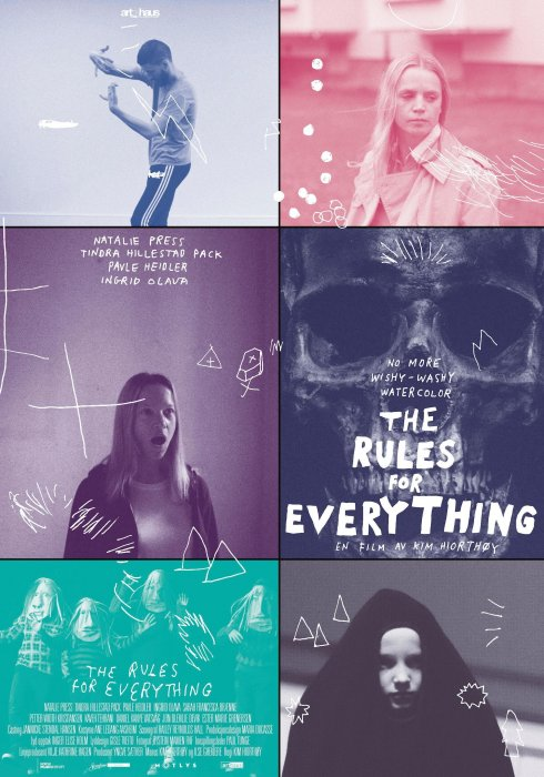 The Rules for Everything : Affiche