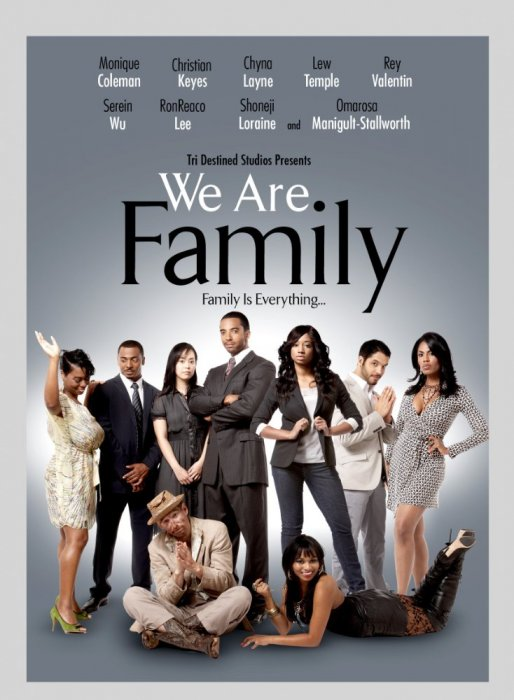 We Are Family : Affiche