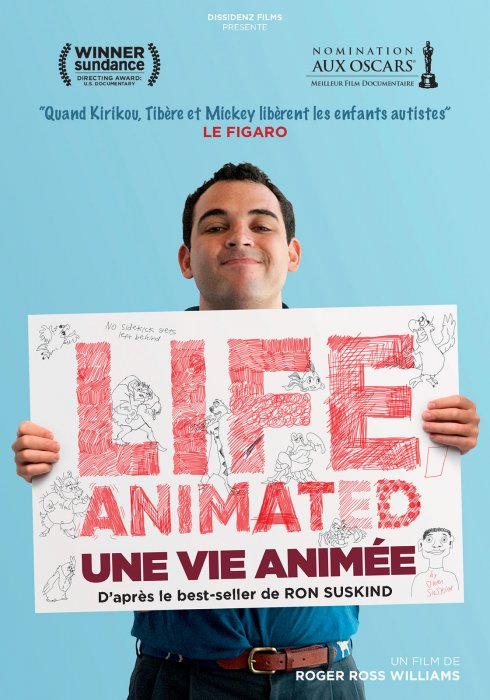 Life, Animated : Affiche