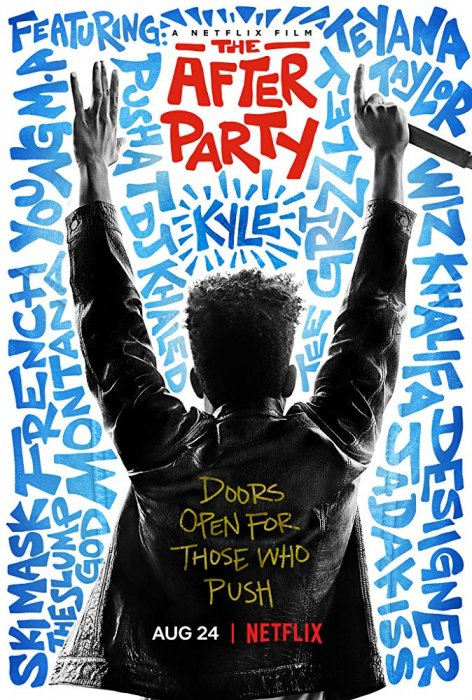 The After Party : Affiche