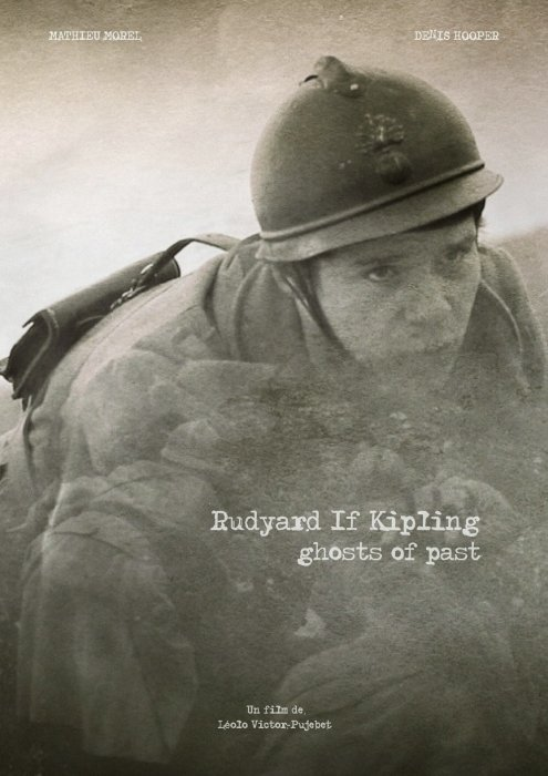 "Rudyard ""If"" Kilping - Ghosts of past : Affiche"